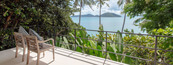 Arcadia at Cape Laem Sor Estate - Exquisite view from guest bedroom five terrace